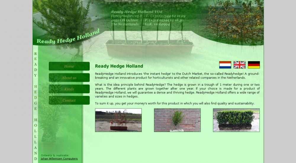 readyhedgeholand.nl
