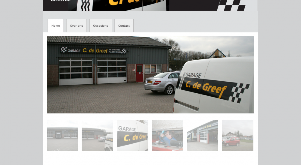 garagedegreef.nl